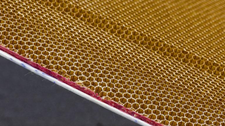 Fresatura del nido d'ape